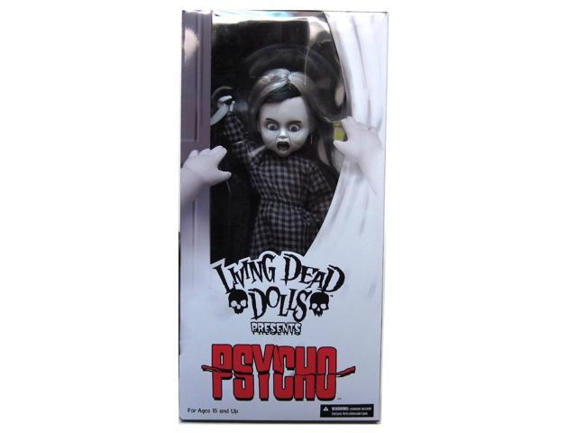 Norman Bates as Mother Psycho Living Dead Dolls