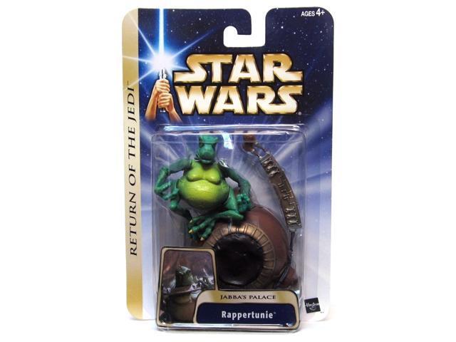 Rappertunie Jabba's Palace Star Wars Saga #08 Action Figure