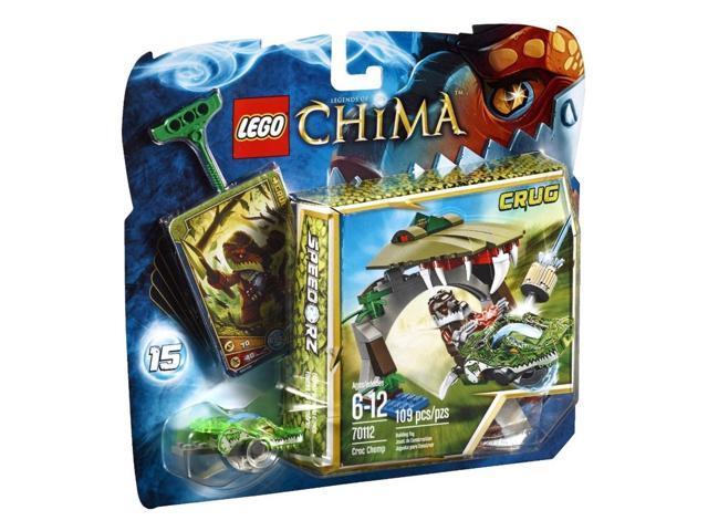 Croc Chomp LEGO® Chima Set 70112