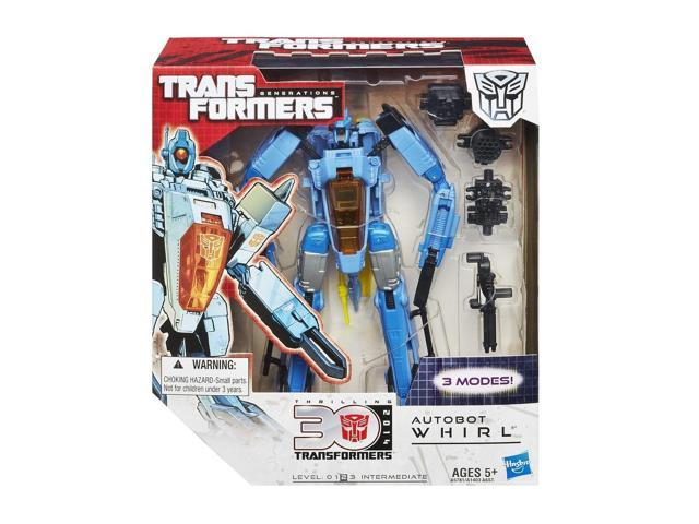 Whirl Transformers Generations Thrilling 30 Voyager Class Figure