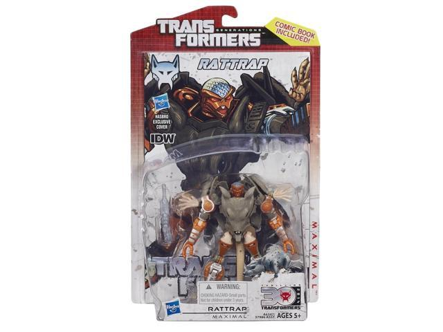 Rattrap Transformers Generations Thrilling 30 Deluxe Class Figure
