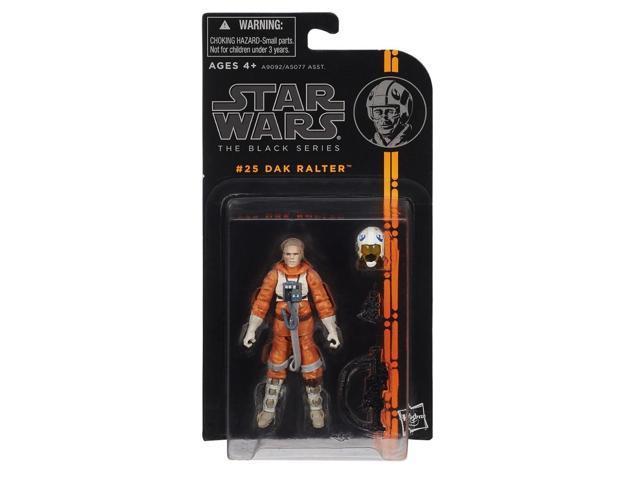 Dak Ralter #25 Star Wars Black Series 3.75 Inch Action Figure