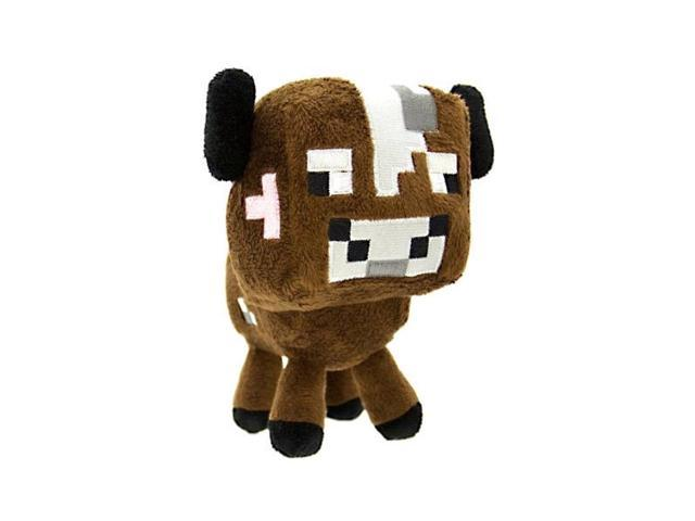 Baby Cow Minecraft Plush