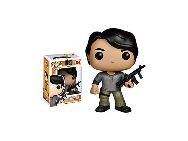 Prison Glenn Rhee The Walking Dead POP! #151 Movies Vinyl Figure