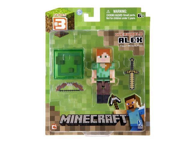Minecraft Alex Figure by Jazwares