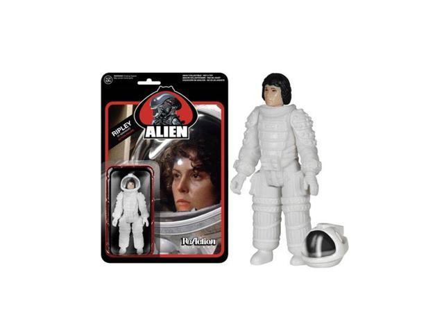 Ripley in Spacesuit Alien Reaction Action Figure