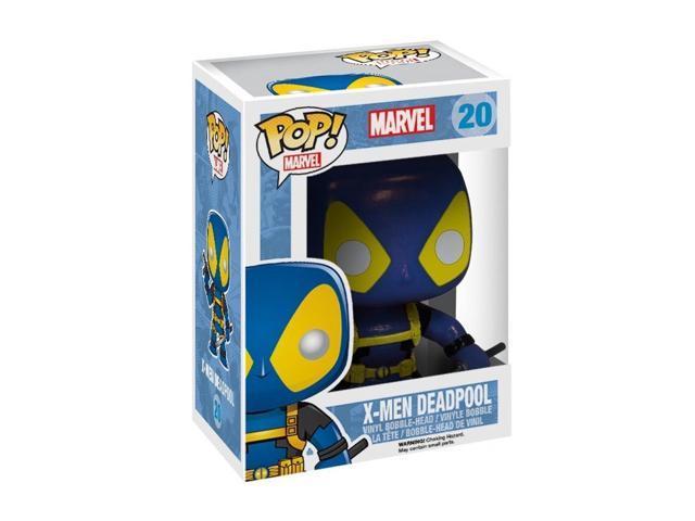 X-Men Deadpool Marvel X-Men POP! #20 Vinyl Figure