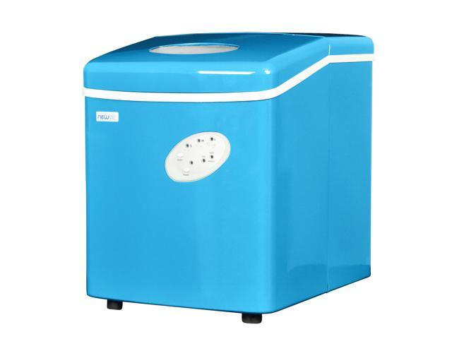 NewAir 28LBS Portable Ice Maker, Colors Blue