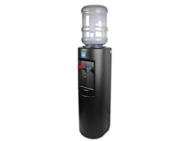 Clover B7a Hot And Cold Water Dispenser In Black Neweggcom