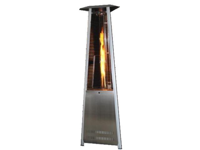 Sunheat PHTRSS 40,000 BTU Stainless Steel Finish Propane Patio Heater