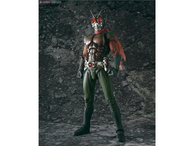 MASKED RIDER S.H.Figuarts Kamen Rider New 2 Bandai