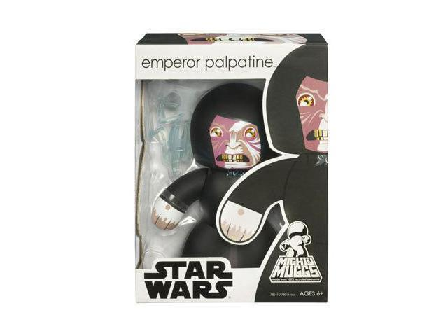 Star Wars Mighty Muggs Emperor Palpatine New Hasbro