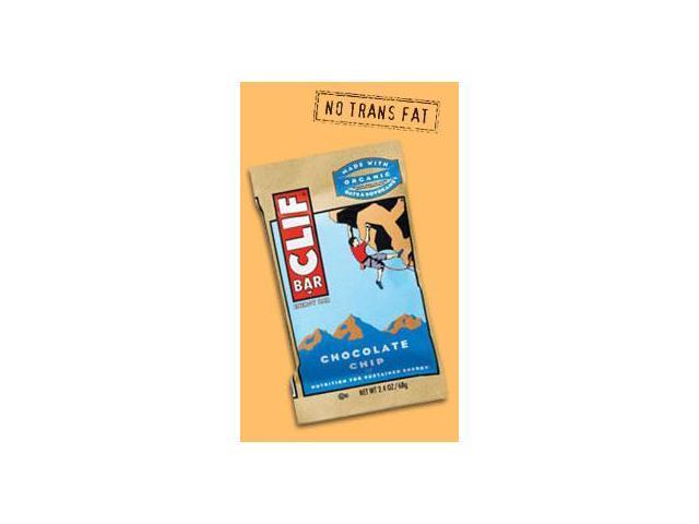 Energy Bar Chocolate Chip 2.4oz 12/Box