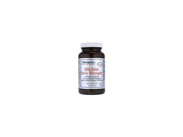 EPA-DHA  Extra Strength - 120 - Softgel