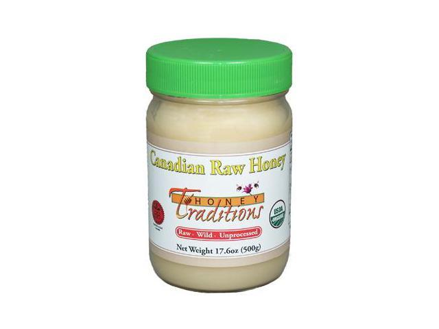 Organic Raw Honey - 17.6 oz - Paste