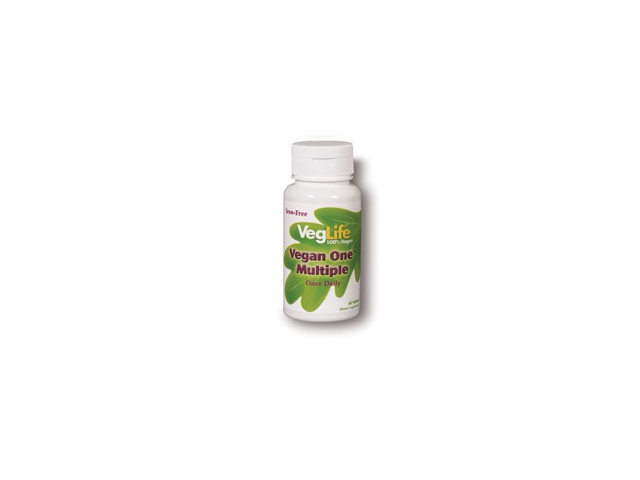 Vegan One Multiple Once Daily - VegLife - 60 - Tablet