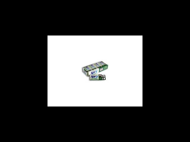Spry Chewing Gum Spearmint - Xlear - 20 Packs - Gum