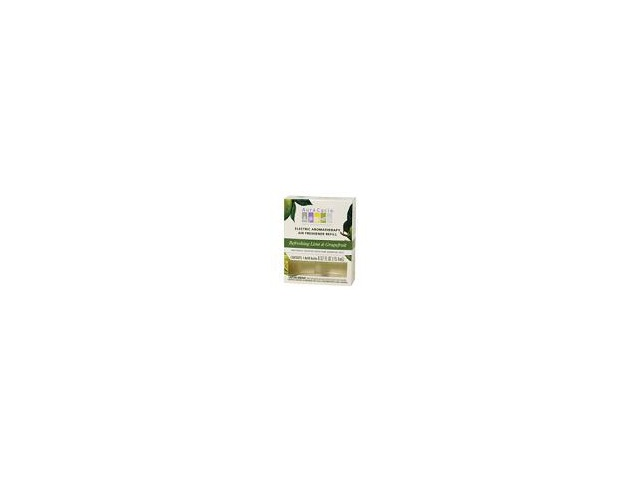 Electric Aromatherapy Air Freshener Refill-Lime & Grapefruit - Aura Cacia - 1 - Liquid