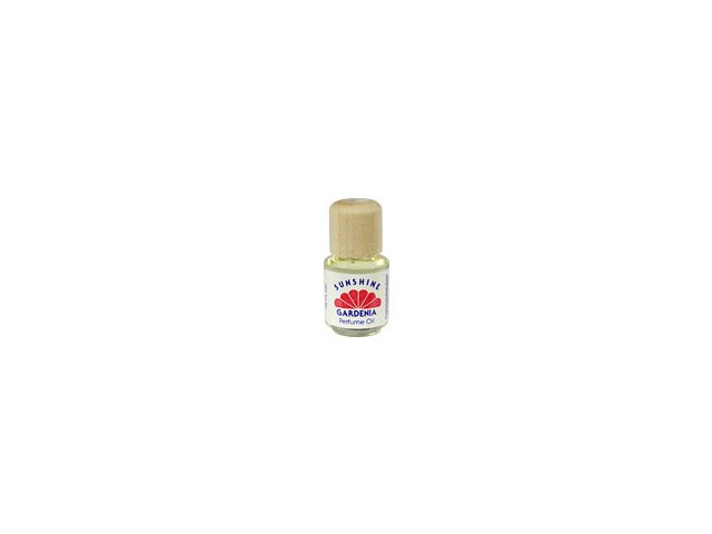Perfume Oil-Gardenia - Sunshine Spa - 0.25 oz - Liquid