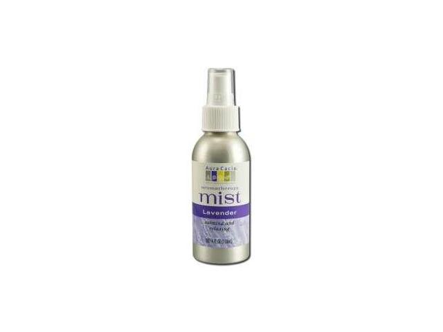 Aromatherapy Mist Lavender - Aura Cacia - 4 oz - Mist