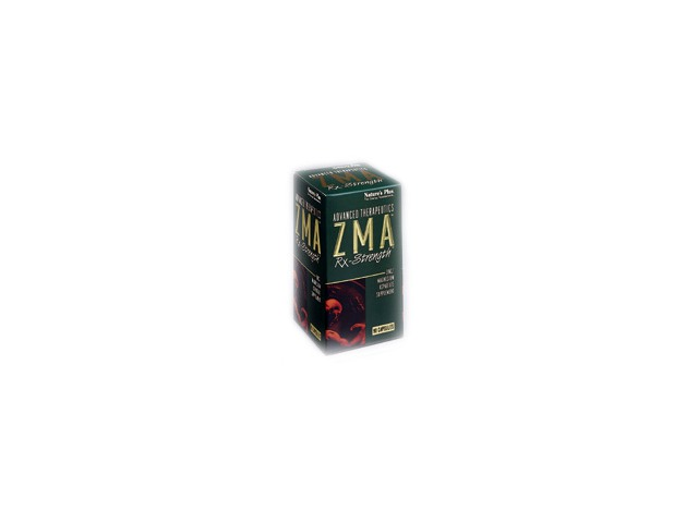 ZMA Rx-Strength - Nature's Plus - 90 - Capsule
