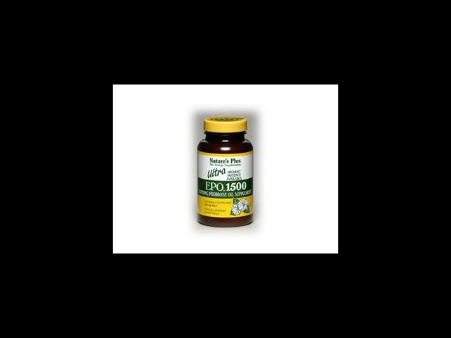 Ultra EPO 1500 mg - Nature's Plus - 90 - Softgel