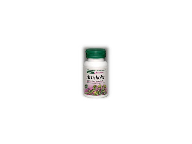 Artichoke Extract 250mg - Nature's Plus - 60 - Capsule