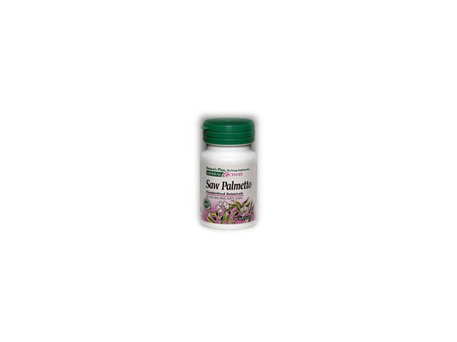 Saw Palmetto Extract 200mg - Nature's Plus - 60 - Softgel
