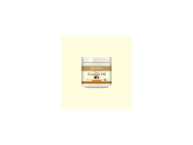 Organic Coconut Oil Skin Care - Spectrum Essentials - 15 oz - Oil