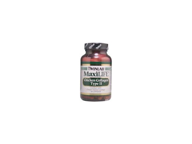 Maxilife Chicken Collagen Type II - Twinlab, Inc - 60 - Capsule