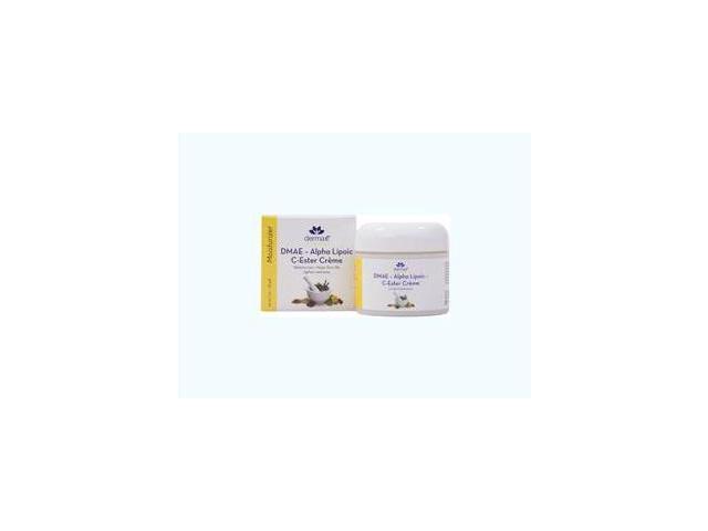 Firming Moisturizer  With DMAE, Alpha Lipoic and C-Ester - Derma-E - 2 oz - Cream