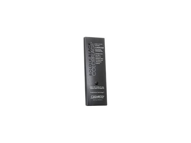Giovanni Hair Care 480004 Colorflage Color Defense Conditioner Boldly Black 8.5