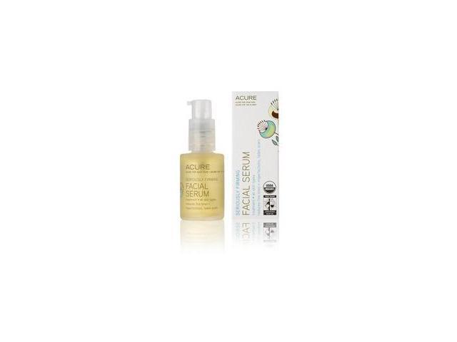 Seriously Firming Facial Serum - Acure Organics - 1 oz - Cream