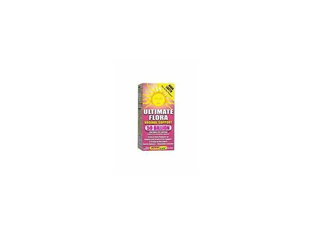 Ultimate Flora Vaginal Support 50 Billion - Renew Life - 60 - VegCap