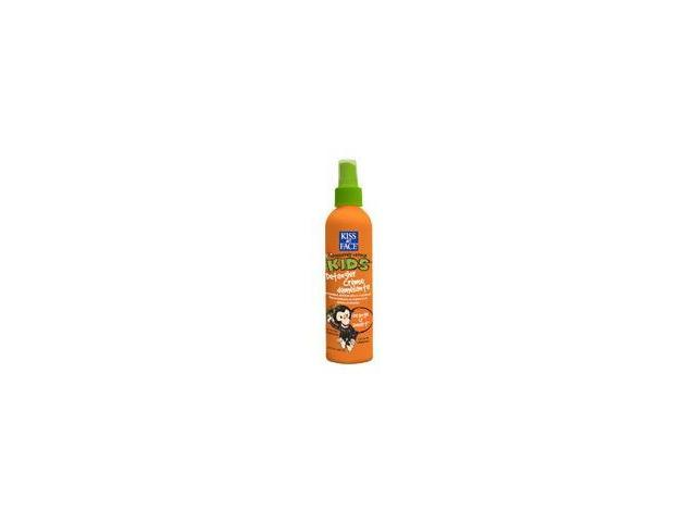 Kids Orange U Smart Detangler Crme - Kiss My Face - 8 oz - Liquid