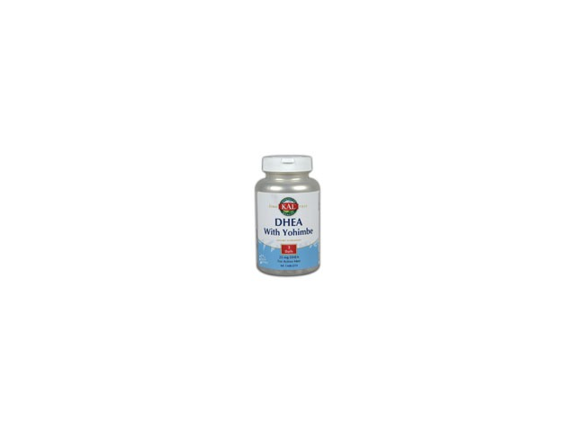 DHEA with Yohimbe - Kal - 90 - Tablet