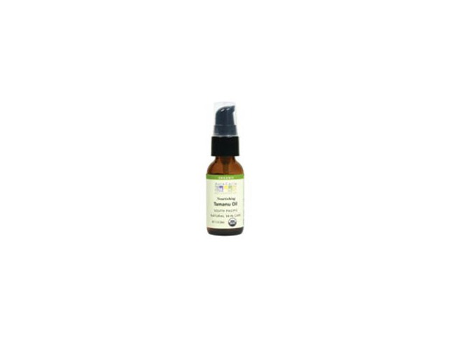 Skin Care Tamanu Oil Certified Organic - Aura Cacia - 1 oz - Oil