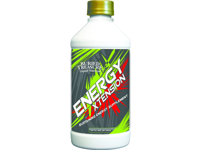 Energy Xtension - Buried Treasure - 16 oz - Liquid