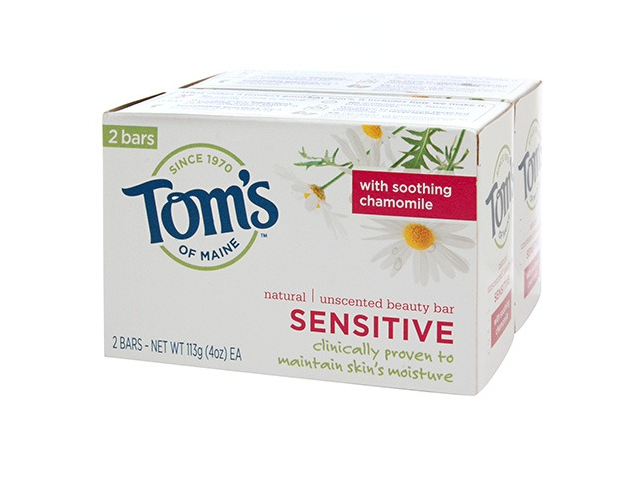 Sensitive Moist Bar Soap Twin Pack - Tom's Of Maine - 2 - Bar