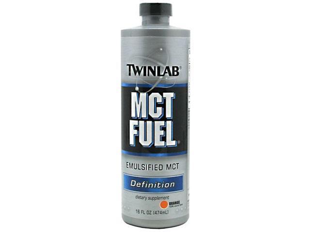 MCT Fuel (Emulsified Medium Chain Triglycerides) - Twinlab, Inc - 16 oz - Liquid