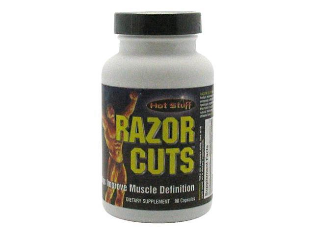 Razor Cuts - National Health Products - 90 - Capsule