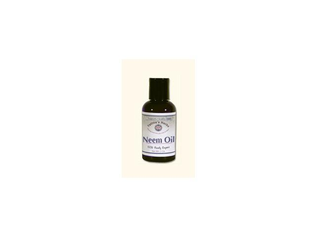 Neem Oil 100% Pure - Tattva's Herbs LLC. - 1 oz - Oil