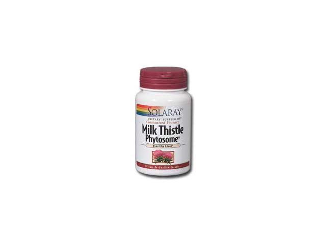 Milk Thistle Phytosome - Solaray - 30 - Capsule