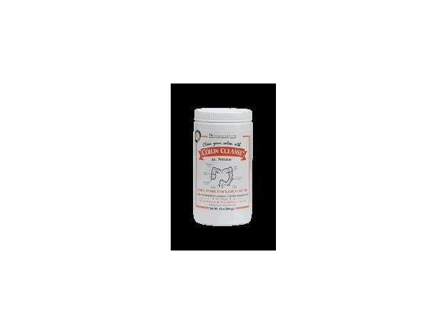 Colon Cleanse-Orange (With Nutrasweet) - Health Plus - 12 oz - Powder