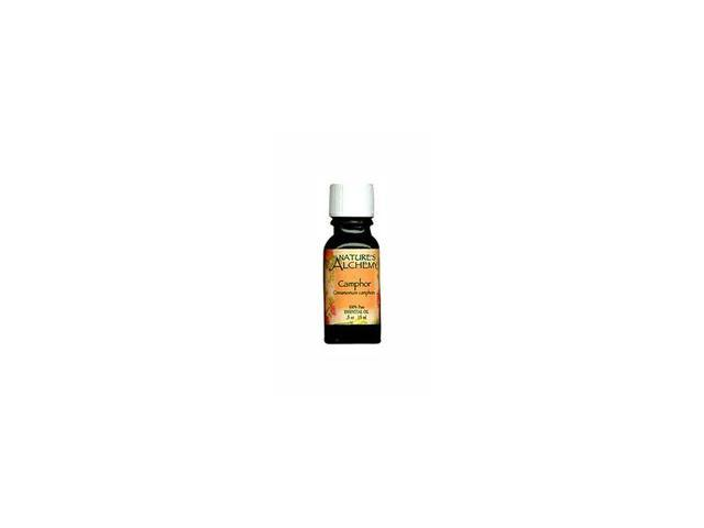 Camphor - Nature's Alchemy - 0.5 oz - EssOil