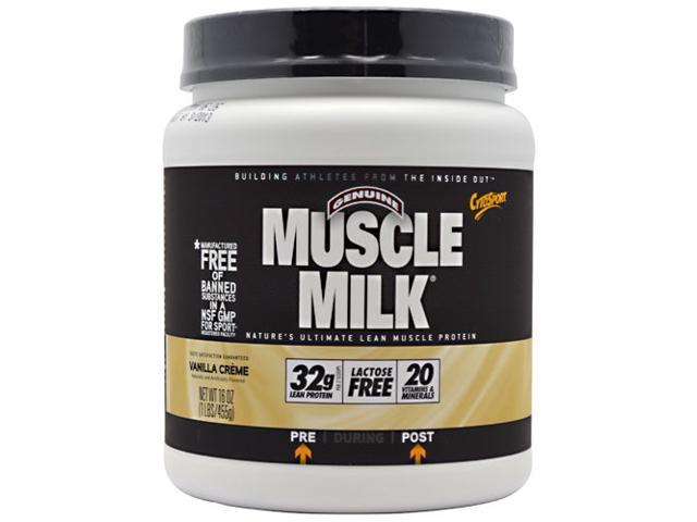 Muscle Milk Vanilla - Cytosport - 1 lbs - Powder