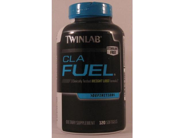 CLA Fuel - Twinlab, Inc - 120 - Softgel