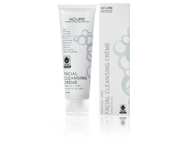 Facial Cleansing Creme - Acure Organics - 4 oz - Cream