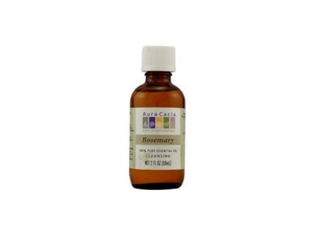 Essential Oil Rosemary - Aura Cacia - 2 oz - EssOil
