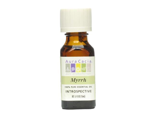 Myrrh - Aura Cacia - 0.5 oz - EssOil